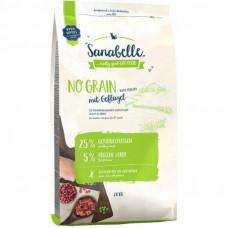 Bosch Sanabelle (Санабель) NO GRAIN – корм для кошек без глютена и злаковых 10 кг