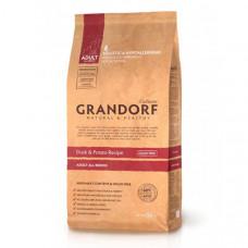 Grandorf Duck & Potato Adult All Breed Сухой корм для взрослых собак Утка с картофелем 12 кг