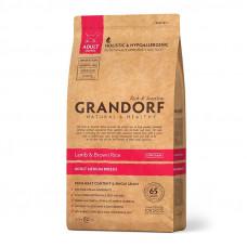 Grandorf Lamb & Rice Adult Medium Сухой корм для взрослых собак средних пород 12 кг