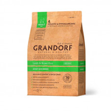 Grandorf Lamb & Rice Adult Mini Сухой корм для взрослых собак малых пород 1 кг
