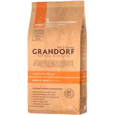 Grandorf Lamb & Rice Junior All Breed Сухой корм для юниоров всех пород 12 кг
