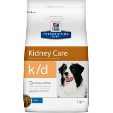 Hill's Prescription Diet Canine k/d для собак при заболевании почек