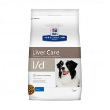 Hill's Prescription Diet Canine l/d лечебный для собак для печени