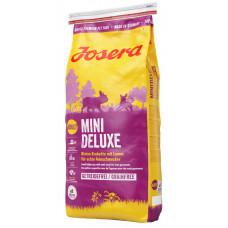 Josera Mini Delux корм для собак мелких пород с ягненком
