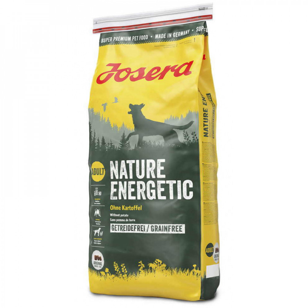 Josera Nature Energetic беззерновой корм для собак с птицей