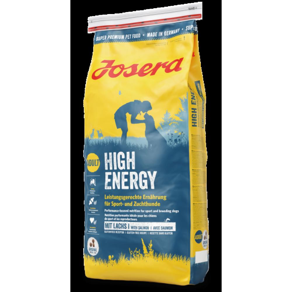 Josera High-Energy корм для активных собак 15 кг