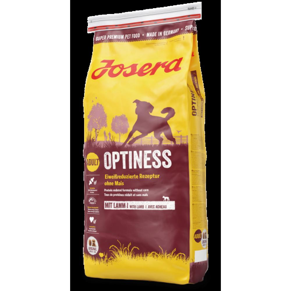 Josera Optiness корм для собак с бараниной