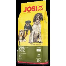 Josi Lamb Basic корм для собак с ягненком 18 кг
