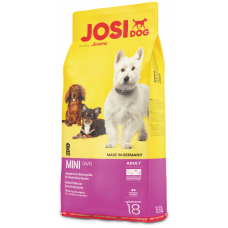 Josi Dog Mini корм для собак мелких пород 18 кг