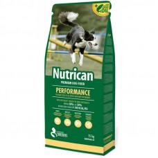 Nutrican Performance корм для активных собак 15 кг