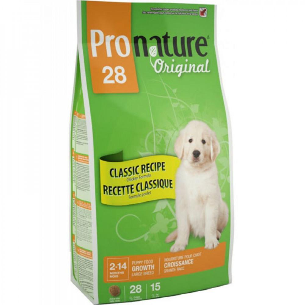 Pronature 26 Original (Пронатюр) Корм для щенков всех пород с ягненком 13 кг