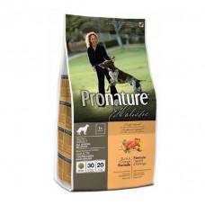 Pronature Holistic (Пронатюр Холистик) Корм для собак с уткой и апельсинами