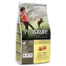 Pronature Holistic (Пронатюр Холистик) Корм для щенков с курицей и бататом