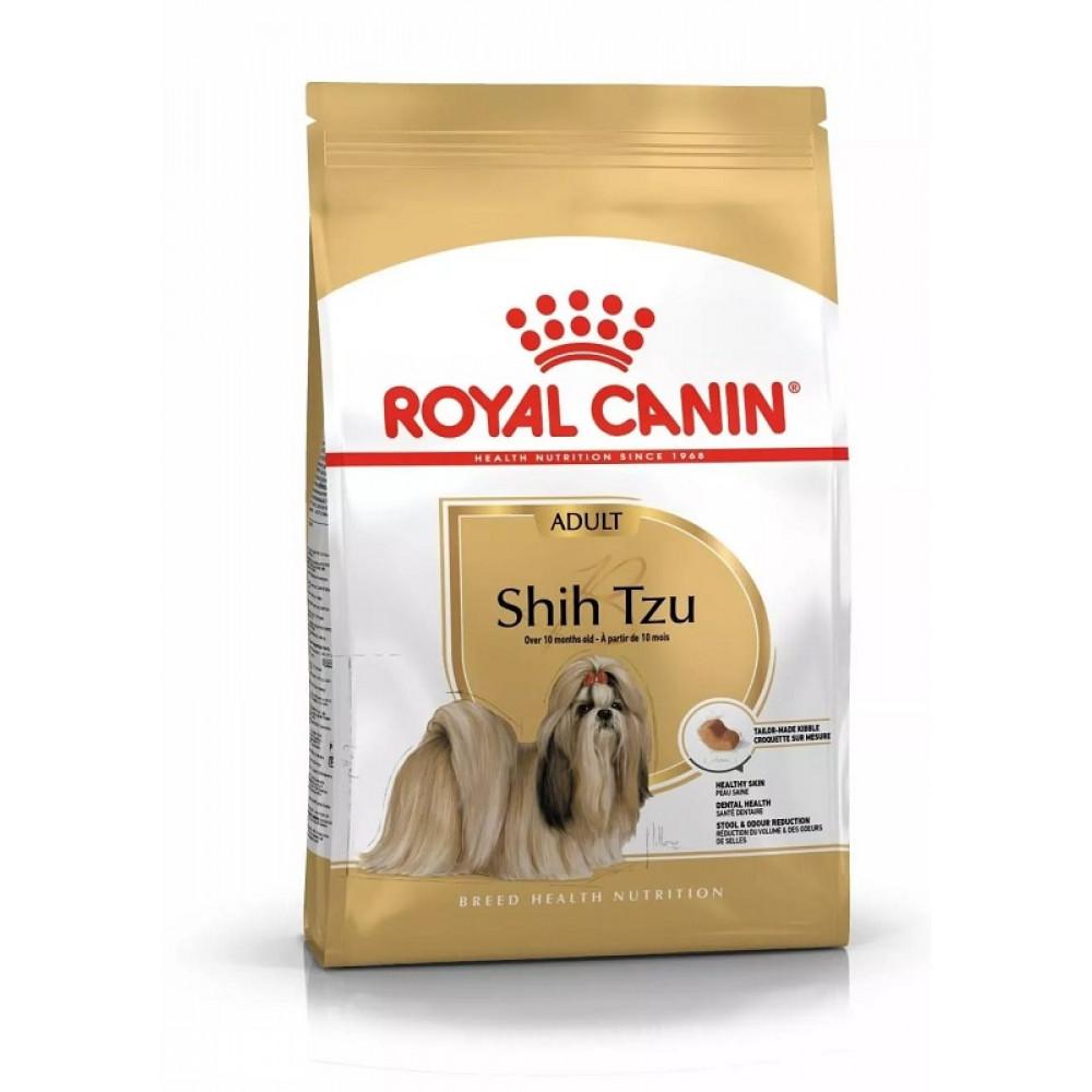 Royal Canin Shih Tzu Корм для ши-тцу с 10 мес 1.5 кг
