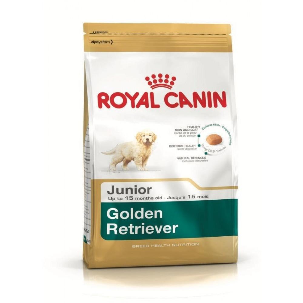 Royal Canin Golden Retriever puppy корм для щенка Голден Ретривера