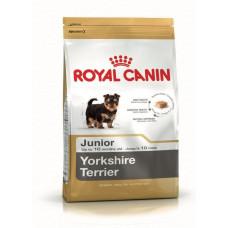 Royal Canin Yorkshire Terrier Junior корм для щенков йорка