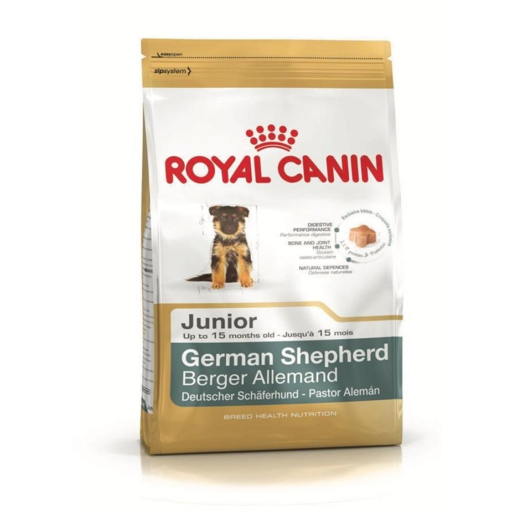 Royal Canin German Shepherd puppy корм для щенков немецкой овчарки