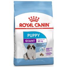 Корм Royal Canin Giant Puppy для щенков гигантских пород до 8 мес с птицей 15 кг