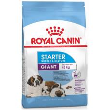 Корм Royal Canin Giant Starter для щенков до 2 мес с птицей