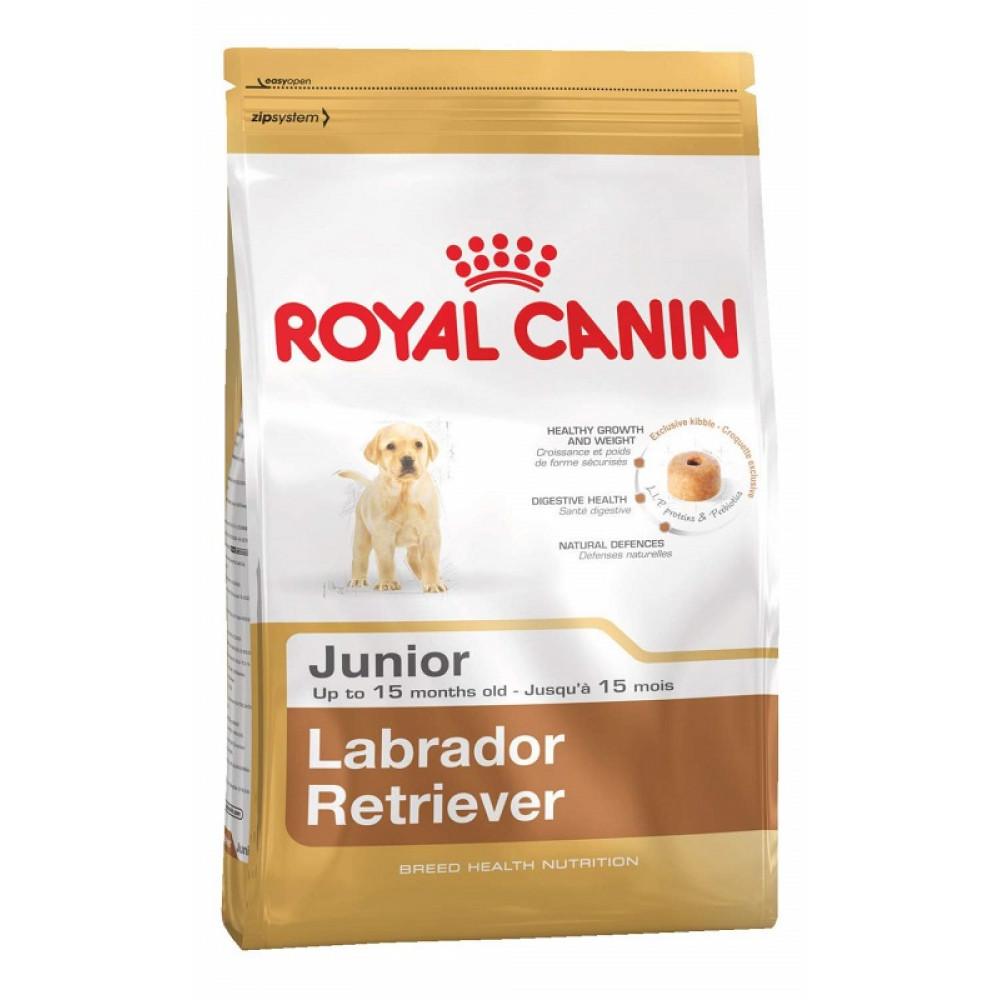 Royal Canin Labrador puppy корм для щенка лабрадора до 15 мес