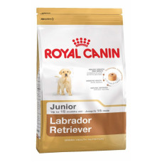 Royal Canin Labrador Junior корм для щенка лабрадора до 15 мес