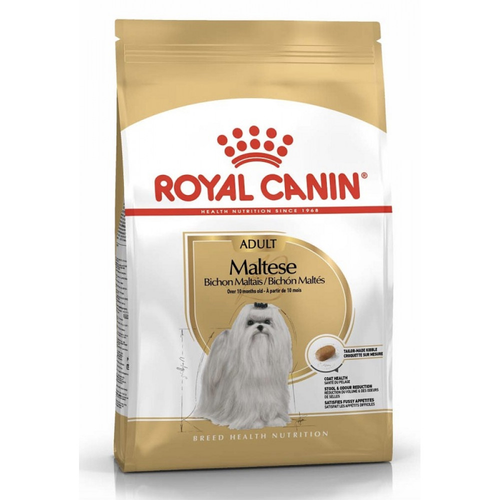 Корм для мальтезе Royal Canin Maltese с 10 мес 0.5 кг