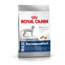 Royal Canin Maxi Dermacomfort для крупных пород собак с чувствительной кожей