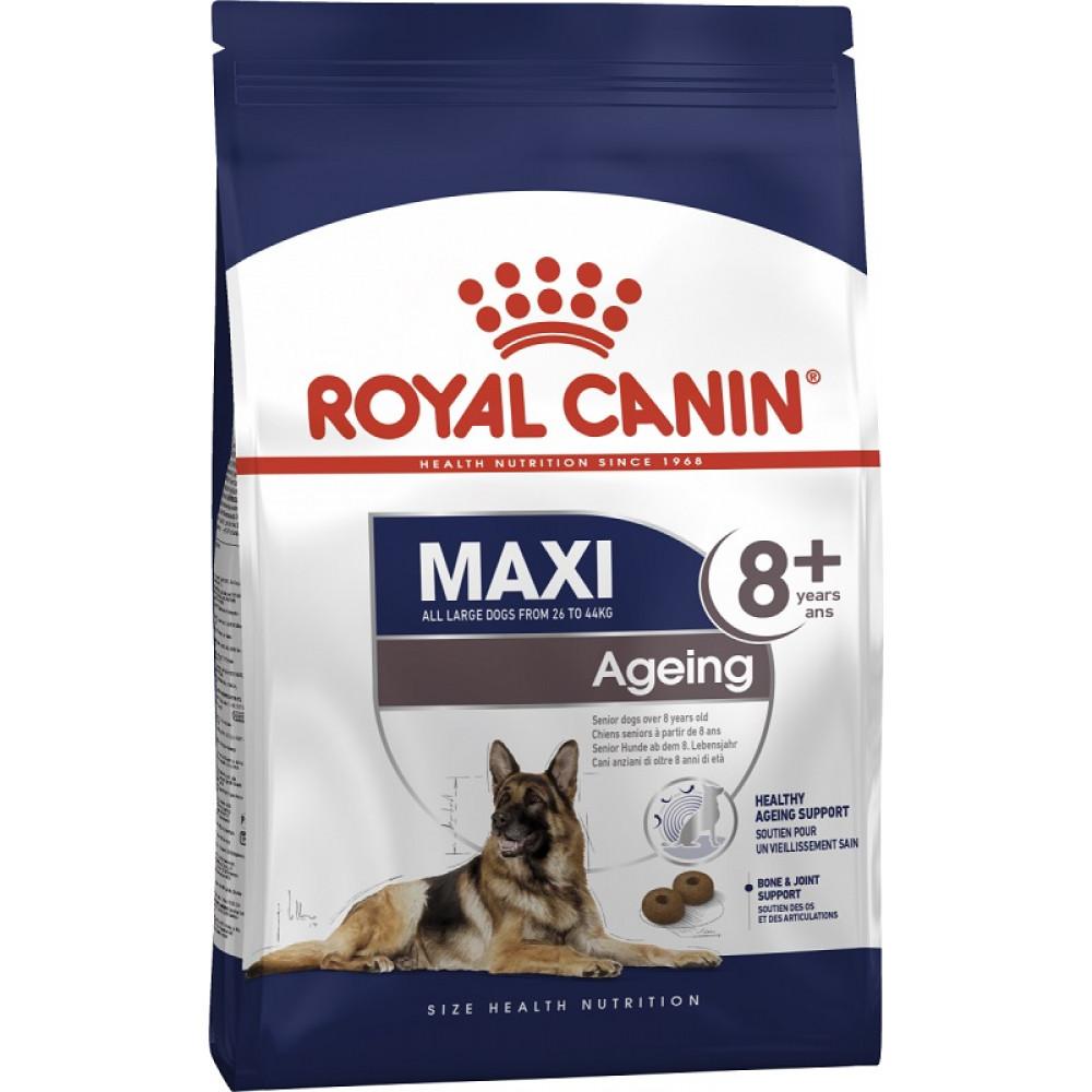 Royal Canin Maxi Ageing 8+ корм для пожилых собак крупных пород 15 кг