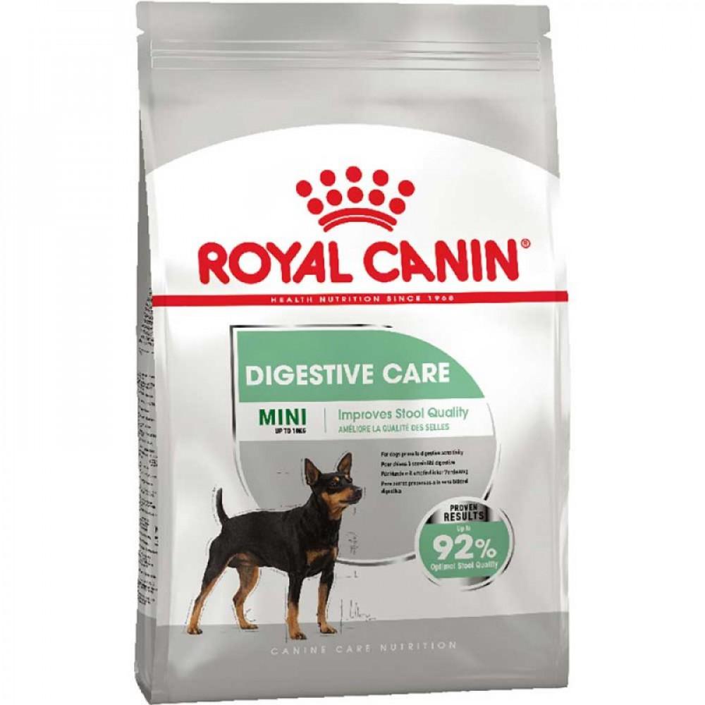 Корм Royal Canin Mini Digestive Care для собак мелких пород с чувствительным желудком 3 кг