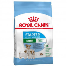 Корм Royal Canin Mini Starter для щенков мелких пород