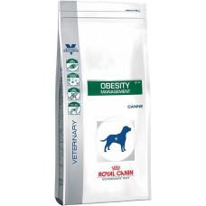 Royal Canin Obesity Management лечебный корм для собак