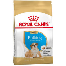 Royal Canin Bulldog Junior корм для щенков Бульдогов 12 кг