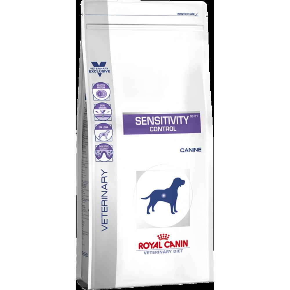 Royal Canin Sensitivity лечебный корм для собак