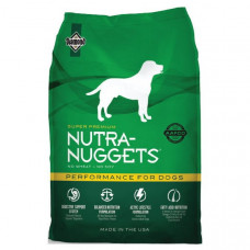 Nutra Nuggets Performance корм для собак с курицей