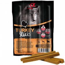 Alpha Spirit Dog Snacks Turkey полувлажные лакомства из индейки, палочки