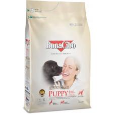 Сухой корм щенков BonaCiboPuppyHighEnergyChicken&RicewithAnchovyс мясом курицы, анчоусами и рисом
