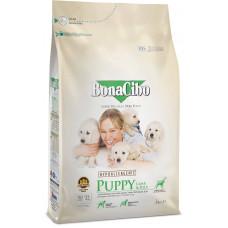 Сухой корм для щенков BonaCiboPuppyLamb&Riceс мясом ягненка и рисом