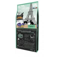 Bon Appétit Adulte Urinary holistic Безглютеновый холистик корм для взрослых кошек c заболеваниями мочевыводящих путей с лососем,курицей и рисом