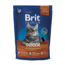 Сухой корм для кошек, живущих в помещении Brit Premium Cat Indoor