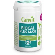 Canvit Biocal Plus Maxi for dogs витамины для собак крупных пород для улучшения подвижности
