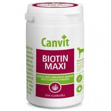 Canvit Biotin Maxi for dogs витамины для собак крупных пород для кожи и шерсти