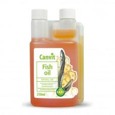 Canvit Fish Oil жир из морского угря для собак