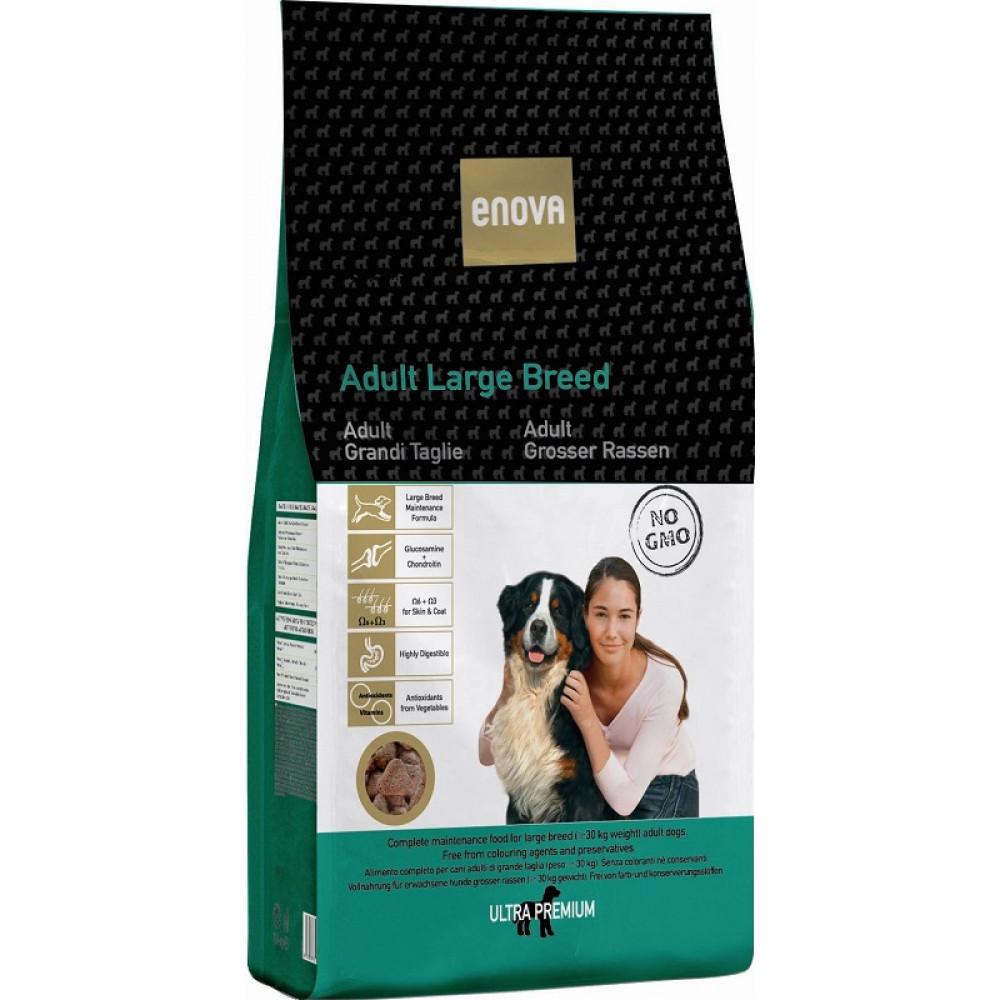 ENOVA Adult Large Breed корм для взрослых собак больших пород  20 кг