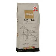 ENOVA Simple Formula корм для щенков и взрослых собак