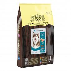 Home Food Dog Adult Maxi гипоаллергенный сухой корм для взрослых собак крупных пород форель с рисом