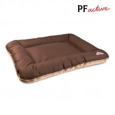 Лежак для собак ASKOLD  бежево-коричневий