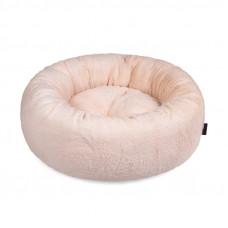 Лежак для собак SOFT розовый