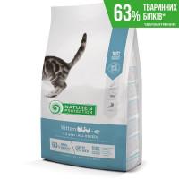 Nature's Protection Kitten сухой корм для котят с мясом птицы