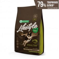 Nature's Protection Lifestyle Grain Free Poultry Adult All Breeds сухой беззерновой корм с птицей для взрослых собак всех пород