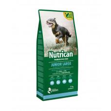 Nutrican Junior Large корм для цуценят великих порід 15кг